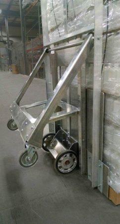 Bundle Cart with Wheelie Bar 2